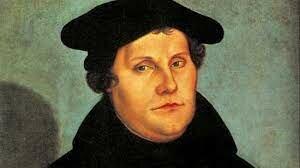 Martin Lutero (teología). (nac 1483)