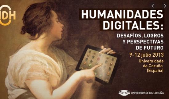 El V congreso de la Sociedad Internacional de Humanidades Digitales Hispánicas