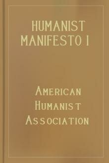 Manifiesto humanista