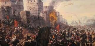 Fall of Eastern Roman/ Byzantine Empire