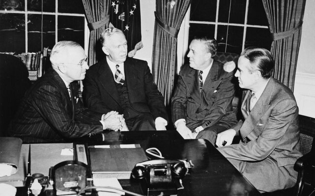 The Marshall Plan Takes Effect