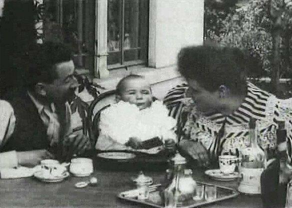 La comida del bebé