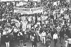 El movimiento estudiantil de 1968 en México. (26 de julio 1969 a 02 octubre 1969)