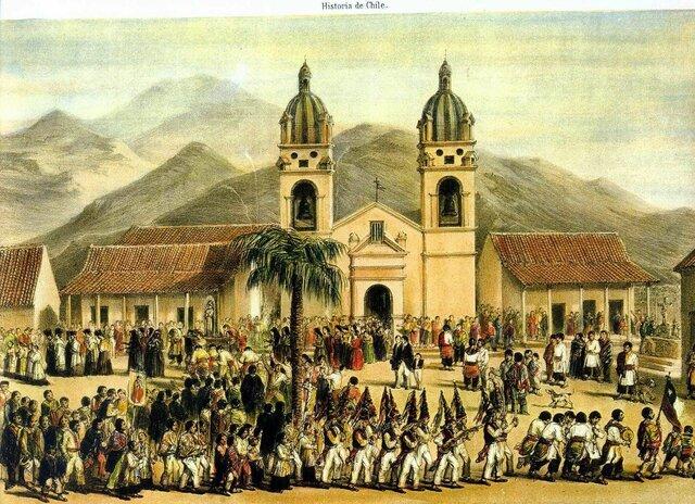 Antecedentes de la época colonial.
