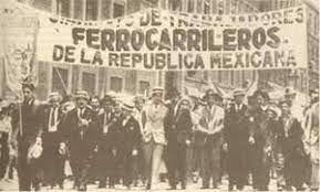 REPRESIÓN FERROCARRILERA