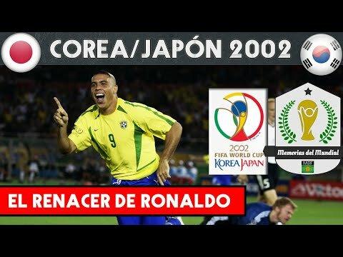 Corea Japón 2002