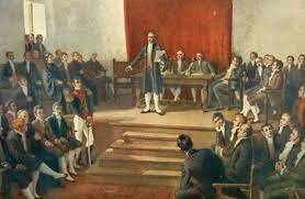 Ley 30 de mayo  de 1835.
