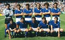 Campeón Italia del mundial: España 1982