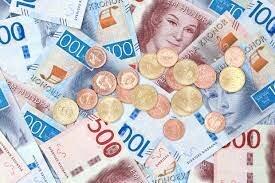 """Suecia """"Monedas de Cobre"""""""