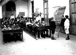 El decreto orgánico de instrucción pública de 1870.