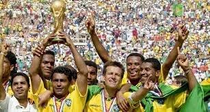 Campeón Brasil del mundial: Usa 1994