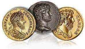 """Roma """"Monedas de Oro"""""""