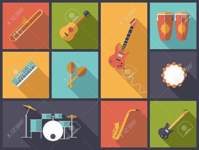 Evolucion musical XX