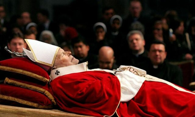 Death of Pope John Paul II,