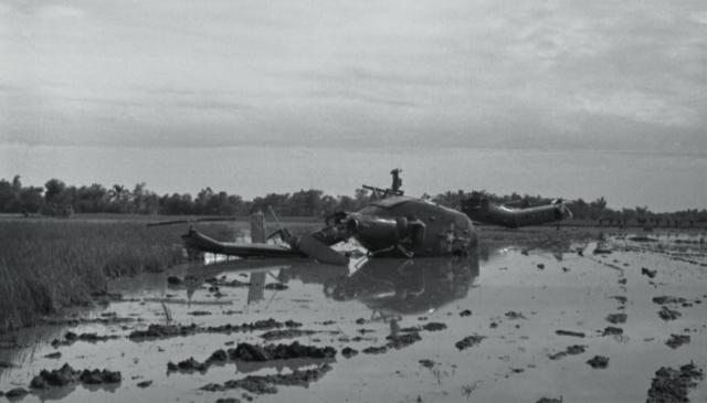 The Battle at Ap Bac Village