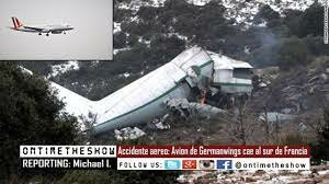 The Germanwings aircraft