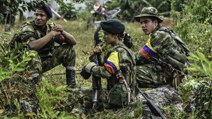 Surgen primeras guerrillas.