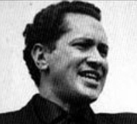 Muerte de Camilo Torres.