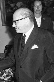 Lleras Restrepo presidente 7 de agosto de 1966 - 7 de agosto de 1970