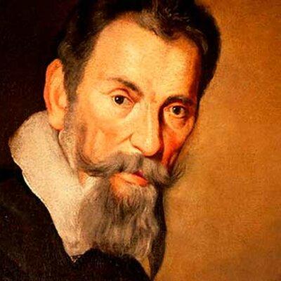 Claudio Monteverdi timeline