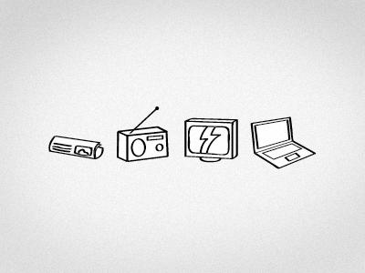Press, Radio and Digital TV
