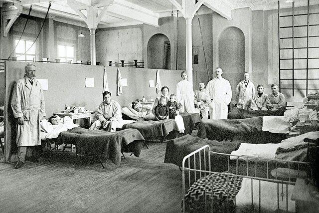 Spanska sjukan