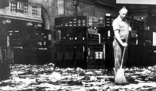 Börskraschen 1929