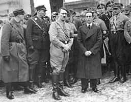 Hitler tar makten i Tyskland 1933