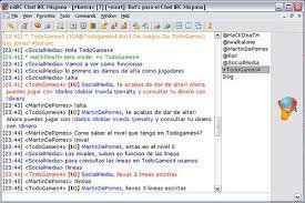 IRC (CHAT)