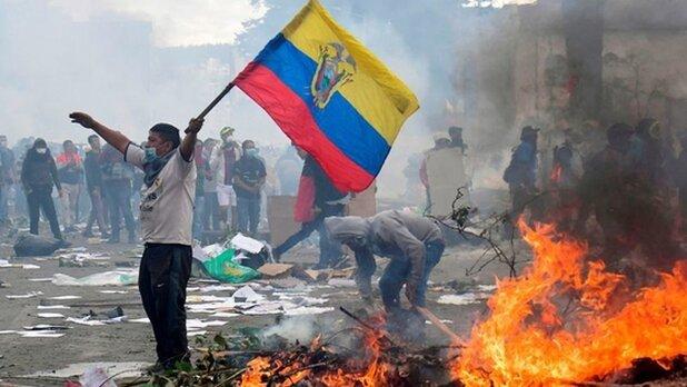 Ecuador Demonstrations