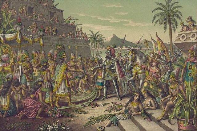 Reconquesta de Tenochtitlan