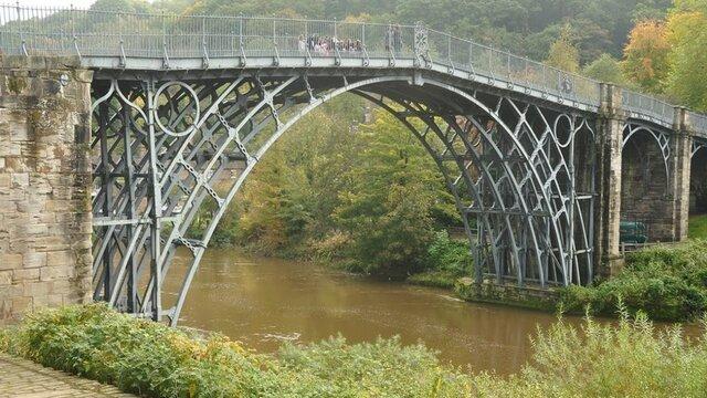 El puente sobre el río Severn