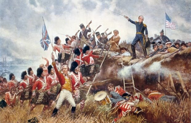 The Battle of New Orleans