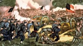 Civil War 1861-1865 timeline