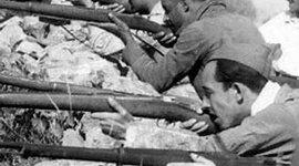 EJE CRONOLÓGICO UNIDAD 10.2: Sublevación militar y Guerra Civil (1936-1939). Dimensión política e internacional del conflicto. timeline