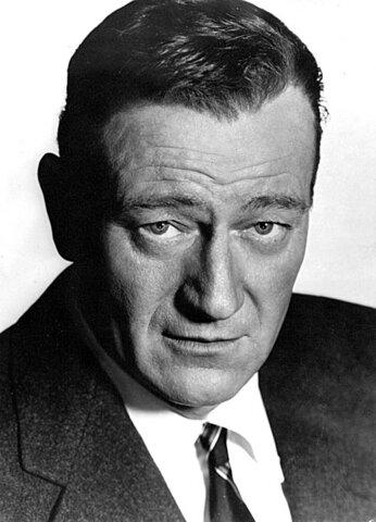 John Wayne. (1907-1979).