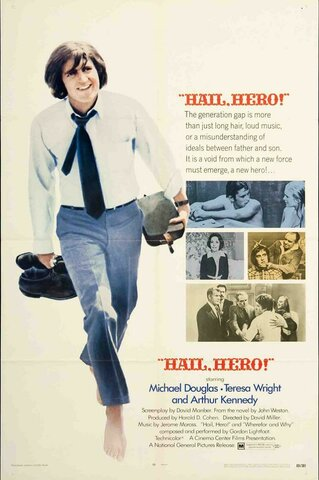 Hail, Hero! por David Miller.