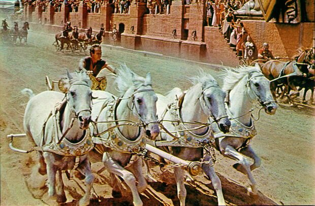 Ben-Hur por William Wyler.
