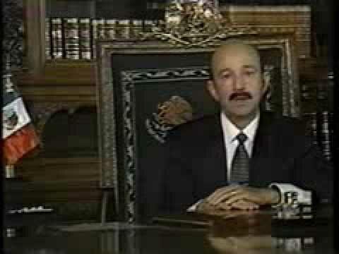 Discurso de Salinas sobre el levantamiento armado