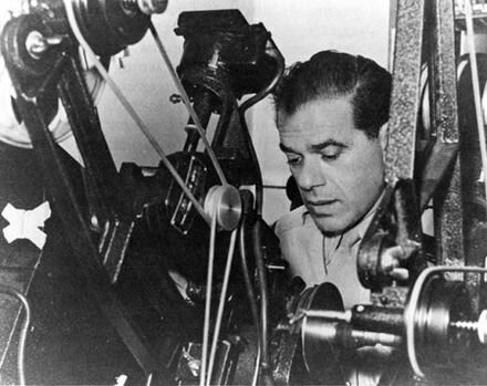 Frank Capra. (1897-1991).