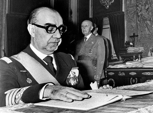 LUIS CARRERO BLANCO; LA LAY DE ORDENACIÓN UNIVERSITARIA