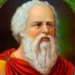SOCRATES  ( Atenas 469-339 a.c.)