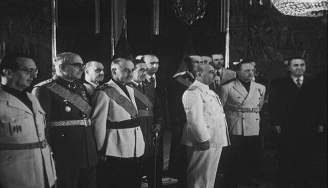 GABINETE MINISTERIAL NOMBRADO 1951