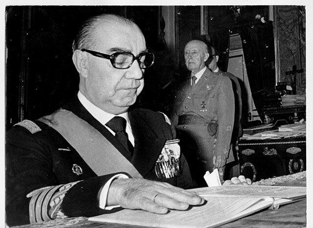 Carrero Blanco presidente del gobierno