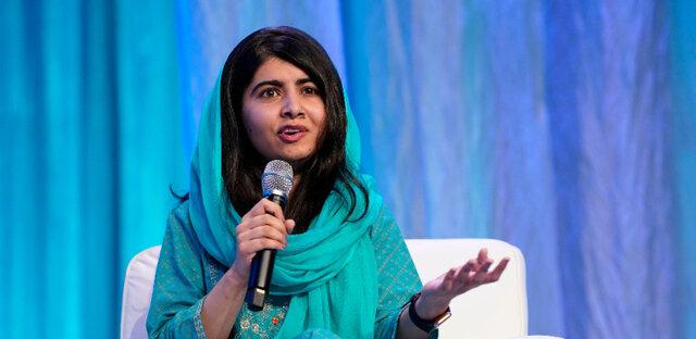 Malala Yousafzai (1997)