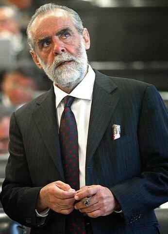 La fuerza de oposición Diego Fernández de Cevallos