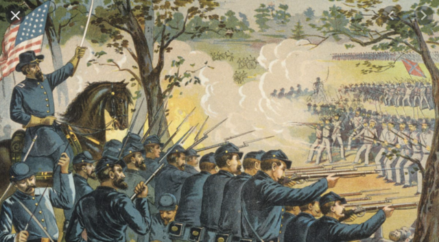 Overland Campaign May – June 1864