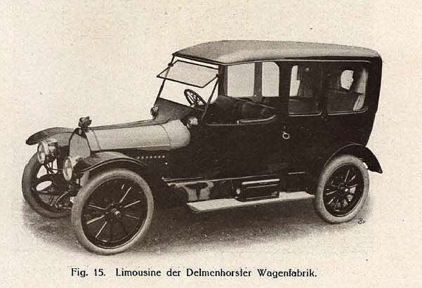 Limusina E. Neumman