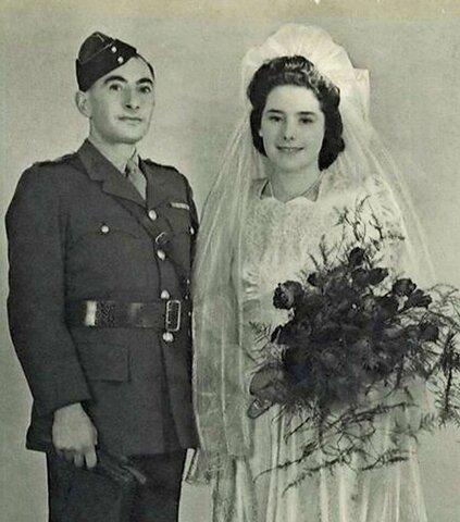 Agatha Christie got married
