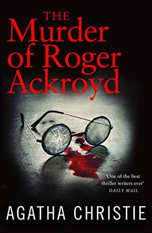 Agatha Christie He published one of his famous novels ´´the murder of Roger Ackroyd´´ and his mother died